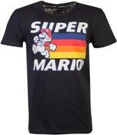 Nintendo - Super Mario Running Mario T-shirt - S