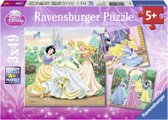 Ravensburger Prinsessendroom puzzels