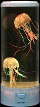 Rond kwallen aquarium met LED verlichting (snoezelen)