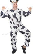 Vrijgezellenfeest koeien kostuum voor volwassenen - Verkleedkleding - One Size