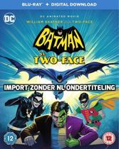 Batman Vs. Two Face [Blu-ray]