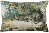 Kussen Mowgli - Katoen - Luipaarden - 40 x 60 cm