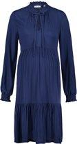 Queen Mum Jurk Dress - Medieval Blue - Maat XL