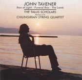 Tavener: Ikon of Light, Funeral Ikos, The Lamb / Tallis Scholars et al