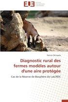 Diagnostic Rural Des Fermes Mod�les Autour d'Une Aire Prot�g�e