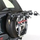 Mottez - Fietsendrager 4x4 achterwiel (3 fietsen)