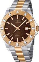 Festina boyfriend F16687/4 Vrouwen Quartz horloge