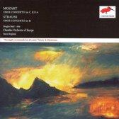 Mozart, Strauss: Oboe Concertos