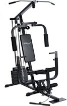 Multifunctionele set 40 kg halterschijven - Home Gym Workout - Fitness Station