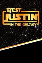 The Best Justin in the Galaxy