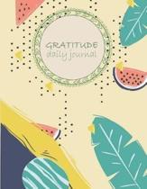 Gratitude Daily Journal