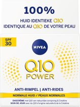 NIVEA Q10 Power Anti-Rimpel Dagcrème SPF 30 - 50 ml