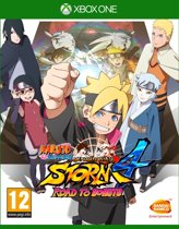 Naruto Shippuden: Ultimate Ninja Storm 4: Road to Boruto - Xbox One