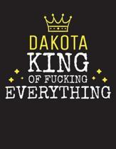 DAKOTA - King Of Fucking Everything