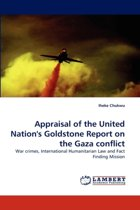 Appraisal of the United Nation's Goldstone Report on the Gaza Conflict