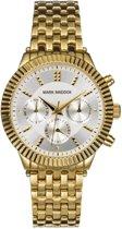 Mark Maddox Golden Chic  MM0009-27 - Horloge - Goudkleurig - 36 mm