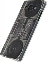Xccess TPU Case Samsung Galaxy A7 Retro Radio