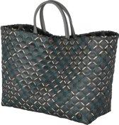 Handed By - Shopper - Tas - Glamour - Donker grijs