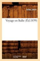 Voyage En Italie (Ed.1839)