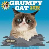 Grumpy Cat 2018 Kalender