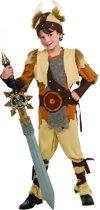 Rubie's Kinderkostuum Viking Warrior Maat M Bruin