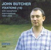 Fixations (14): Solo Saxophone 1997-2000
