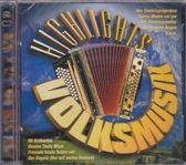 Highlights Volkmusik (2 CD's)