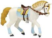 Papo Trendy Riding Women's Horse blue