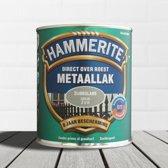 Hammerite Metaallak Zijdeglans Grijs 0,25L