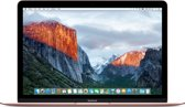 Apple MacBook - Laptop / 12 inch / Azerty / Roze