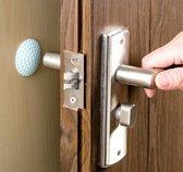 TCG   4x Multifunctionele deurbuffer / stootdoppen voor o.a. muren- en witgoed bescherming