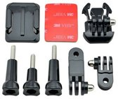 Helmet Side Mount Kit voor GoPro Hero 1 2 3 4