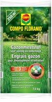 Compo Floranid 7,5 kg- Gazonmest voor aanleg en onderhoud - 250 m²