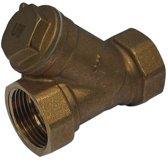 924 - G1-1/2'' Y-Filter Messing - 924B112