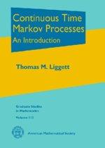 Continuous Time Markov Processes