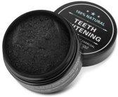 Activated Organic Charcoal - Tandenblekend poeder +10 doberyll gezichtmaskers
