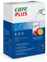 Care Plus ORS zakjes (Oral Rehydration Salt) - Granaatappel / Sinaasappel