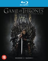 DVD cover van Game of Thrones - Seizoen 1 (Blu-ray)