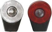 Ventura Knipperlicht inductie - Verlichtingsset - Rood;Wit