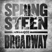 CD cover van Springsteen On Broadway van Bruce Springsteen