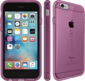 Speck CandyShell - Hoesje voor iPhone 6 / 6s  - Clear Beaming Orchid Purple