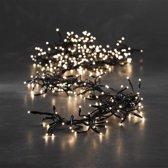 Meisterhome Cluster Kerstboomverlichting - 7,5 meter - Wit - 384 LED lampjes