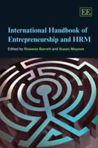 International Handbook of Entrepreneurship and HRM