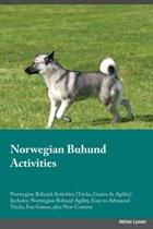 Norwegian Buhund Activities Norwegian Buhund Activities (Tricks, Games & Agility) Includes