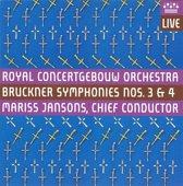 Symphonies Nos.3&4 -Sacd-