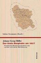 Der Kreis Bergheim Um 1827
