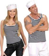 Matrozen t-shirt voor volwassenen - Verkleedkleding