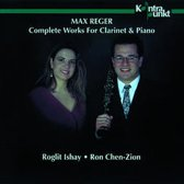 Complete Works For Clarinet And Pia