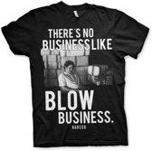 Narcos Blow Business t-shirt heren M