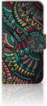 Samsung Galaxy A40 Telefoon Hoesje Aztec